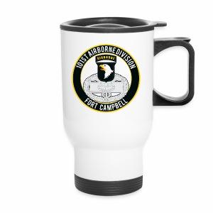 101st Airborne CFMB - Travel Mug