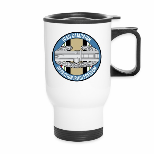 OIF CAB - Travel Mug