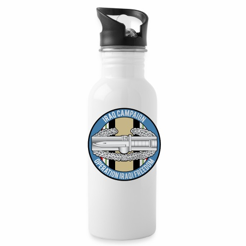 OIF CAB - Water Bottle