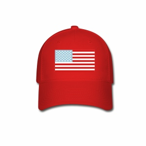 US Flag - Baseball Cap