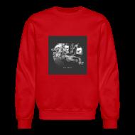 Long Sleeve Shirts ~ Men's Crewneck Sweatshirt ~ SoaRing in the City Crew