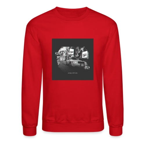 SoaRing in the City Crew - Crewneck Sweatshirt