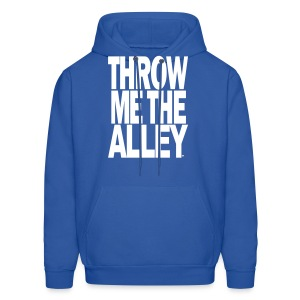 Throw me the alley™ - Men's Hoodie