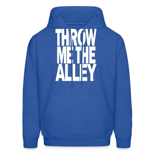 Throw me the alley™ - Men's Hoodie