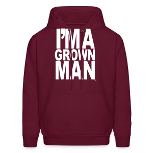 I'm a Grown Woman™ - Men's Hoodie