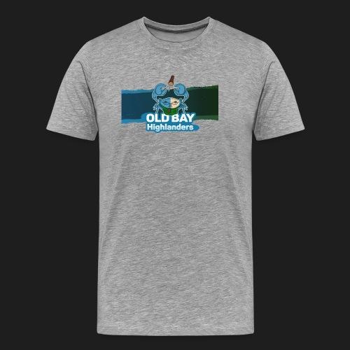 Old Bay Highlanders - Men's Premium T-Shirt