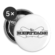 Buttons ~ Small Buttons ~ The Heritage Small Buttons - 5 Pack