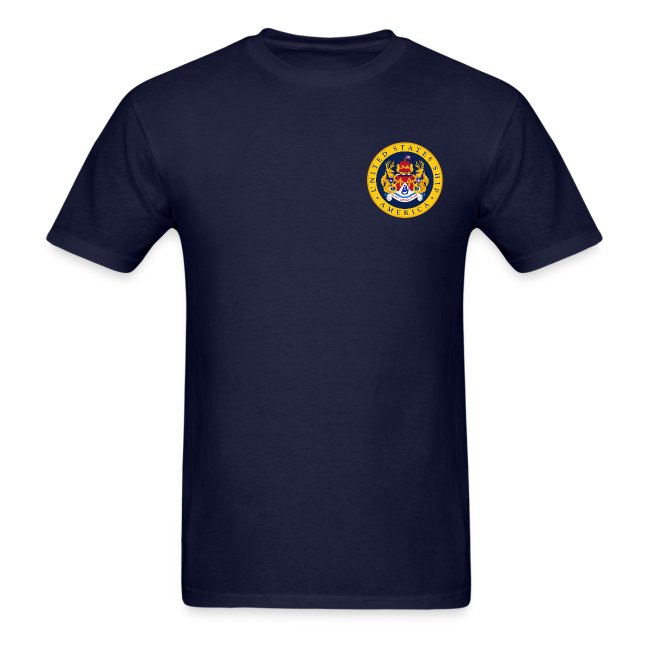 USS AMERICA CVA-66 1968 CRUISE SHIRT - FAMILY