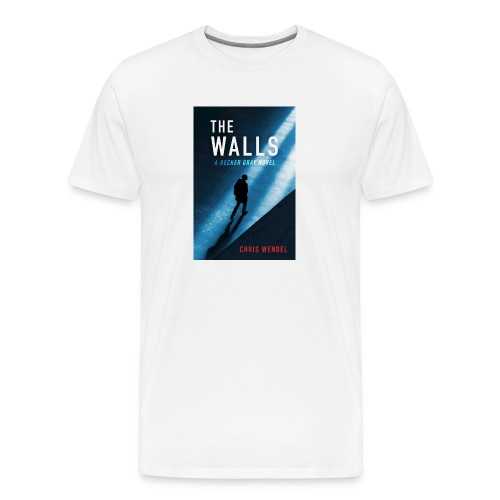 The Walls Men's T Shirt - Men's Premium T-Shirt