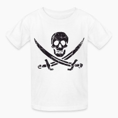Pirate Kids' Shirts