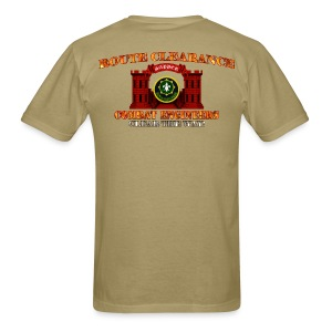 2nd ACR - RC Sapper Back Only - Men's T-Shirt