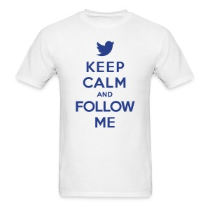 Keep Calm and Follow Me Tee - Men's T-Shirt