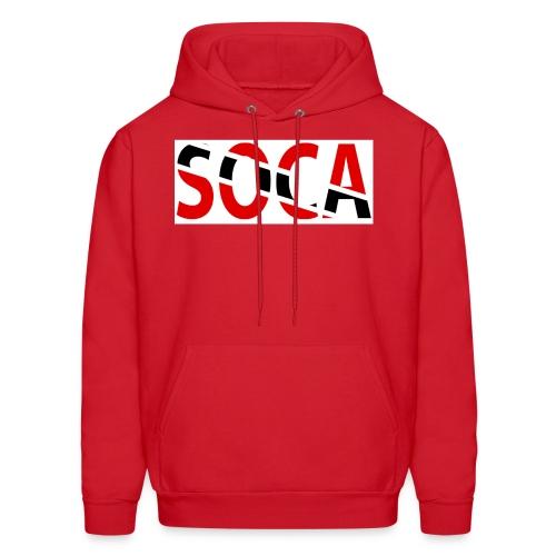 Soca Men Hoody - Men's Hoodie
