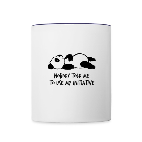 Initiative - Contrast Coffee Mug