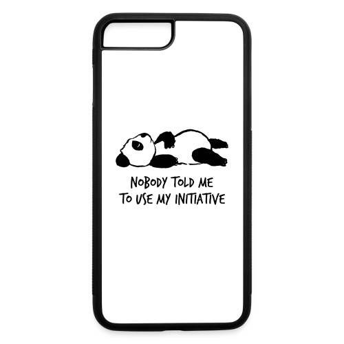 Initiative - iPhone 7 Plus/8 Plus Rubber Case