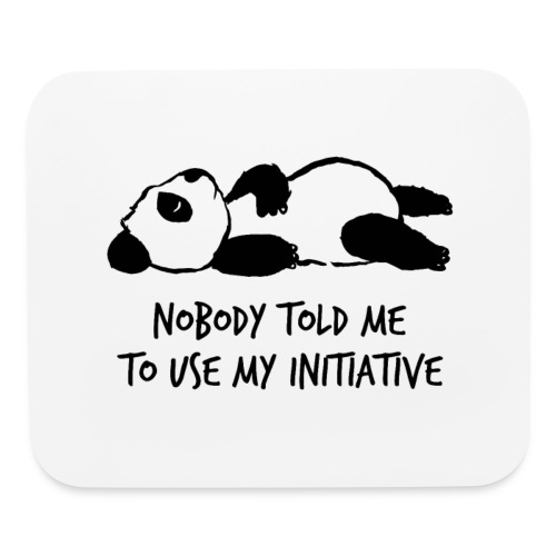 Initiative - Mouse pad Horizontal