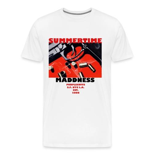 SUMMERTIME MADDNESS - Men's Premium T-Shirt
