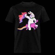 T-Shirts ~ Men's T-Shirt ~ Fun Bunny Ride