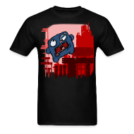 T-Shirts ~ Men's T-Shirt ~ Cookie Meat Boy Design #1