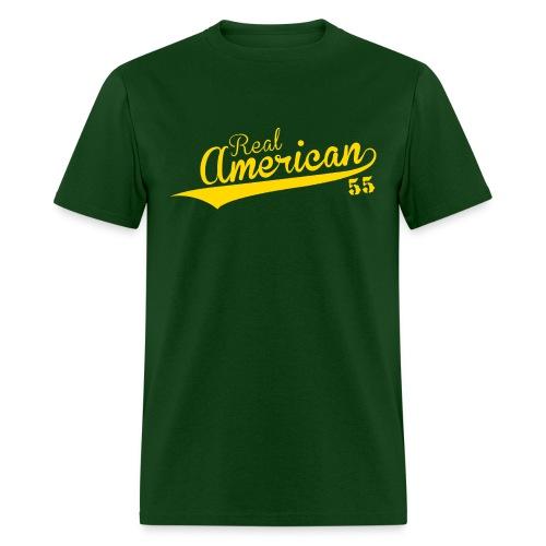 Real American Power Shirt - Men's T-Shirt