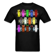 T-Shirts ~ Men's T-Shirt ~ Elemental Creeps Design #2