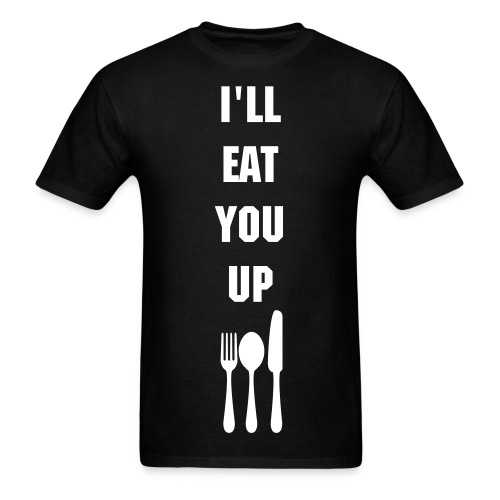 BoA Eat You Up Shirt - Men's T-Shirt