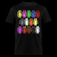 T-Shirts ~ Men's T-Shirt ~ Elemental Creeps Design #1