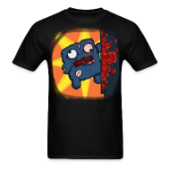 T-Shirts ~ Men's T-Shirt ~ Cookie Meat Boy Design #2