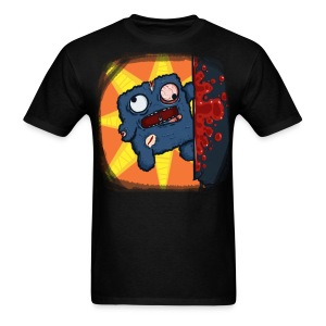 Cookie Meat Boy Design #2 - Men's T-Shirt