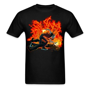 Face Sucking - Men's T-Shirt