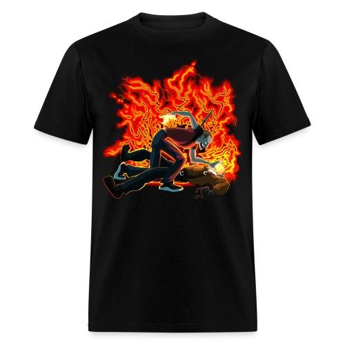 Face Sucking - Men's T-Shirt