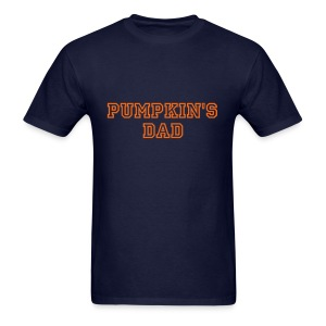 Pumpkin's Dad - Men's T-Shirt