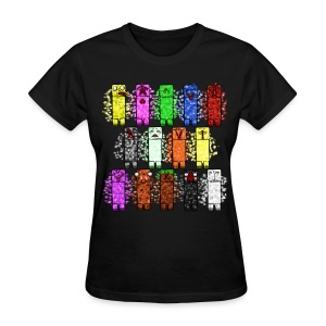 Elemental Creeps Design #2 (Women) - Women's T-Shirt