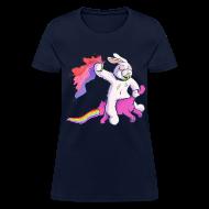 Women's T-Shirts ~ Women's T-Shirt ~ Fun Bunny Ride (Women)