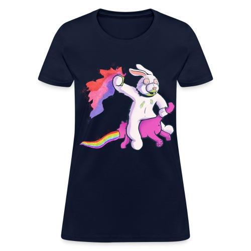 Fun Bunny Ride (Women) - Women's T-Shirt