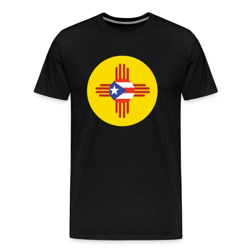 Boricua in New Mexico MEN - Men's Premium T-Shirt