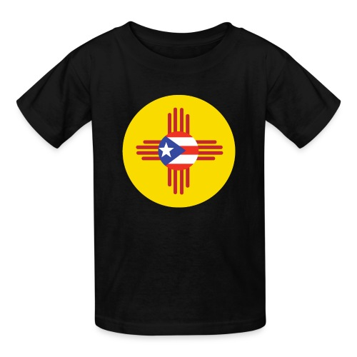 Boricua in New Mexico KIDS - Kids' T-Shirt