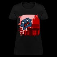 Women's T-Shirts ~ Women's T-Shirt ~ Cookie Meat Boy Design #1 (Women)