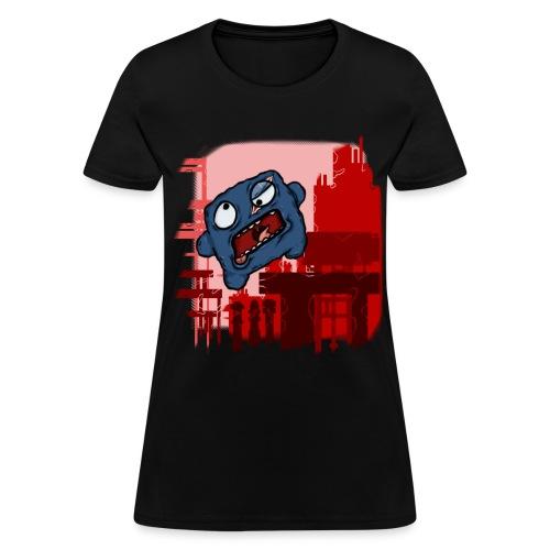 Cookie Meat Boy Design #1 (Women) - Women's T-Shirt