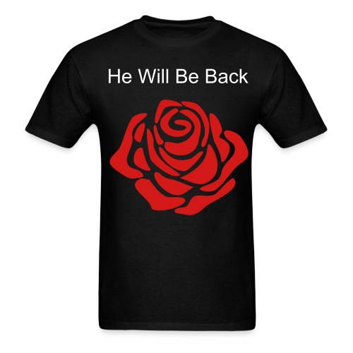 This ones for D.Rose - Men's T-Shirt