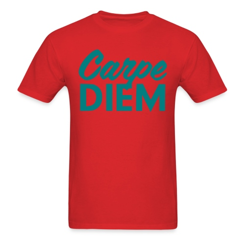 Carpe Diem T-Shirt - Men's T-Shirt