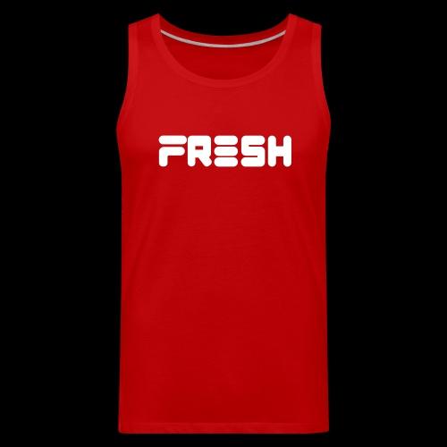 FRESH - Men's Premium Tank
