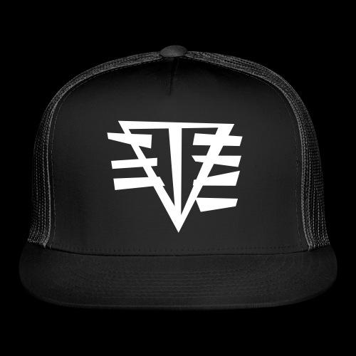 LOGO // TRUCKER HAT - Trucker Cap