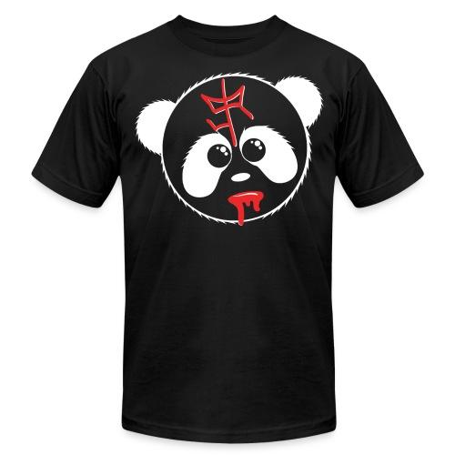 SIR Panda Drool - Invert - Men's Fine Jersey T-Shirt