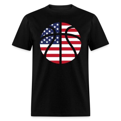 American Basketball  - Men's T-Shirt