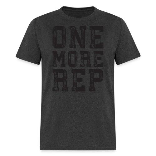 One More Rep  - Men's T-Shirt