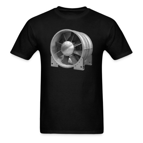 Industrial Fan - Men's T-Shirt