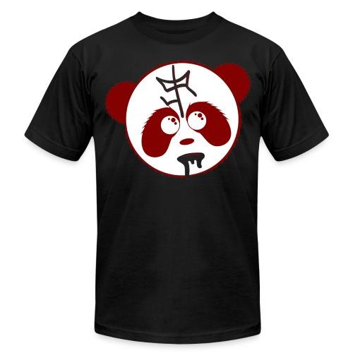 SIR Panda Drool - Goth - Men's  Jersey T-Shirt
