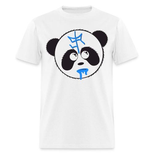 SIR Panda Drool - White - Men's T-Shirt