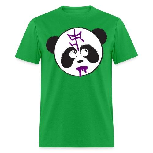 SIR Panda Drool - Lime - Men's T-Shirt